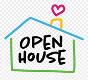 Open House Clipart (#1162423) - PinClipart