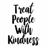 ❄ Snowgirl14 ❄ on Twitter: Treat people with kindness you never know what  someone is going through ❤…